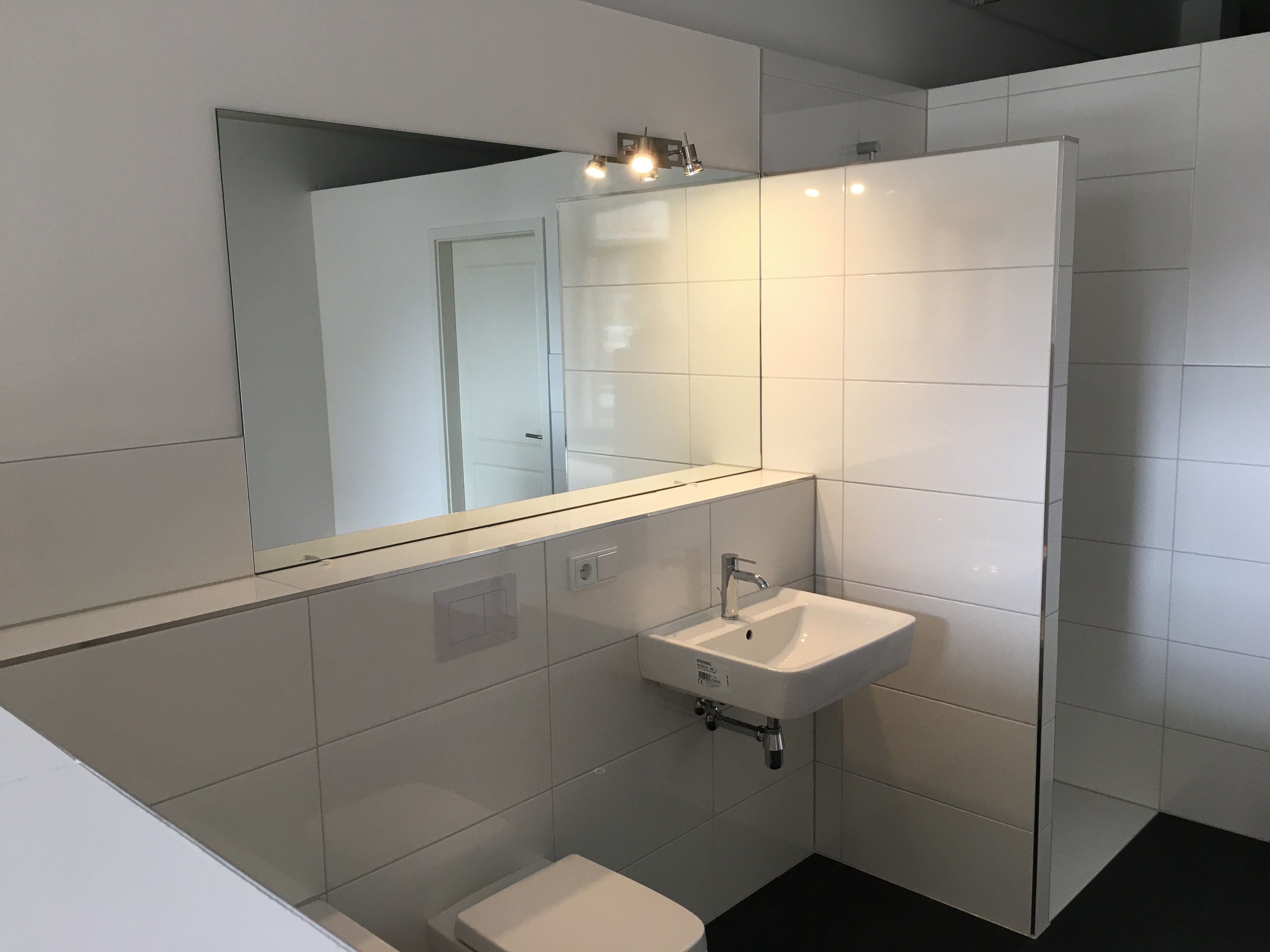HanseKarree - Badezimmer - Showroom | Hanse Karree, Glatter Aal